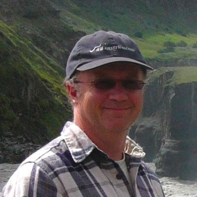 Professor Jon Woodhead